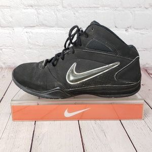 Nike Basketball Sneakers Youth 6.5 Black Gym Shoes